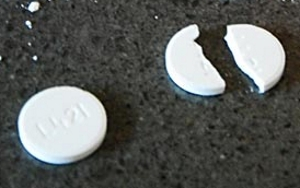 25 мг таблетки