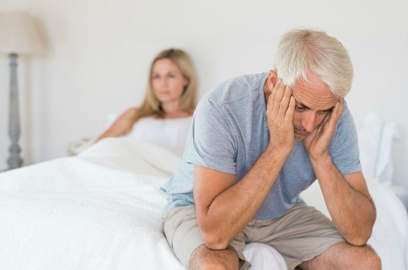 Пожилой мужчина и простатит мнения о лечении простатита