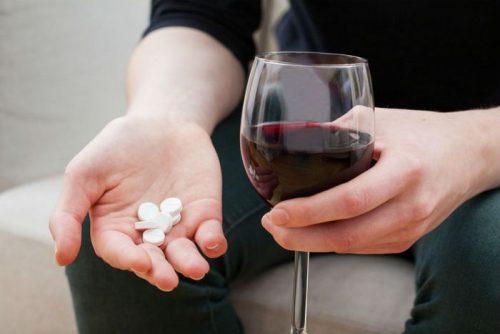 Препараты для потенции с алкоголем