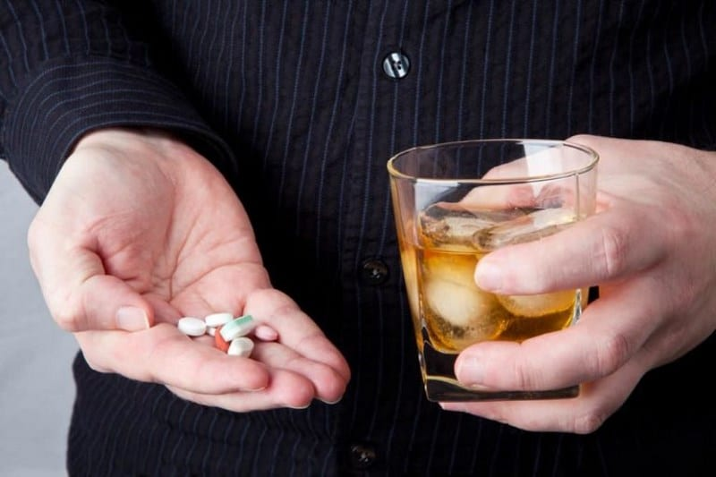 Мужские таблетки для повышения потенции с алкоголем