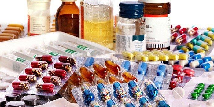 Выбор препаратов для снижения мужского желания