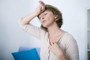 зуд половых органов у женщин при климаксе