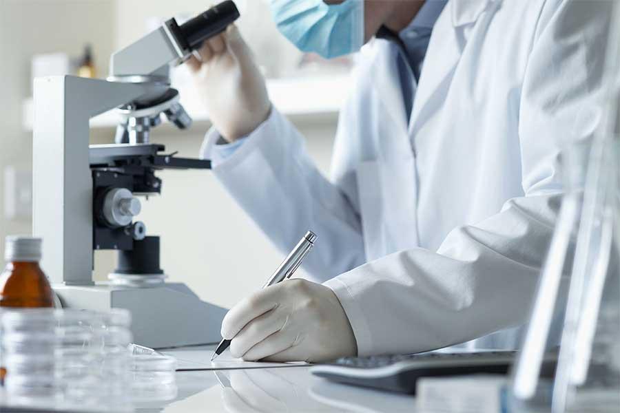 микроскопия мазка на консультации у венеролога