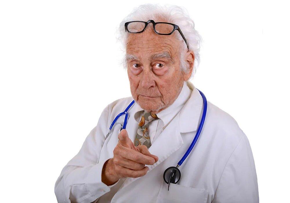 консультация старого венеролога в КВД