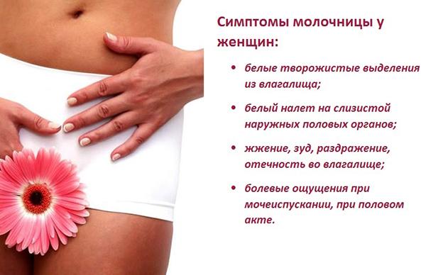 Признаки беременности половые губы зуд