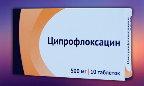 Ципрофлоксацин при гонорее: аналоги, способ применения